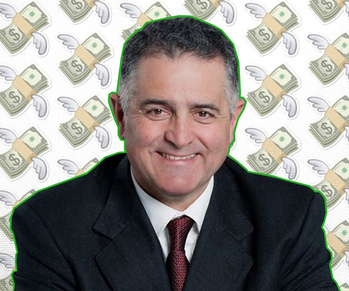 Speaker Telmo Languiller charged taxpayers almost $40,000 to live outside electorate
