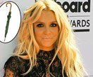Random alert! The umbrella Britney Spears attacked a photographer with back in 2007 is up for sale