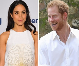 Prince Harry gives Meghan Markle a ring