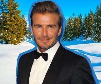 David Beckham breaks tooth