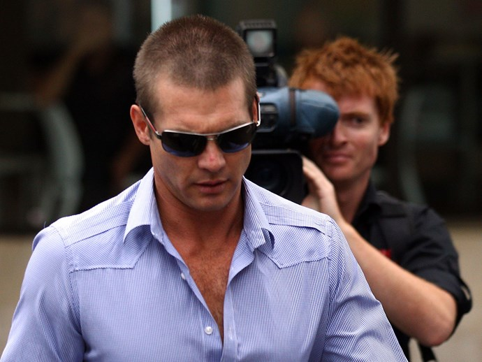 Bad boy Ben Cousins on fresh drug and family violence charges