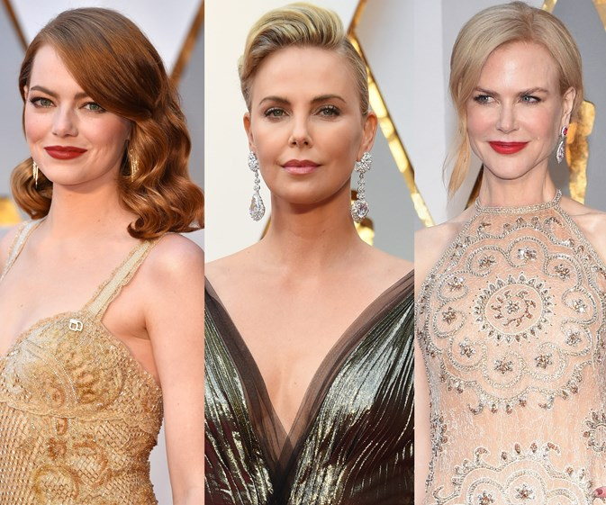 The best looks from the 2017 Oscars red carpet