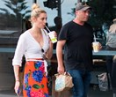 Karl Stefanovic and Jasmine Yarbrough's cute Maccas date