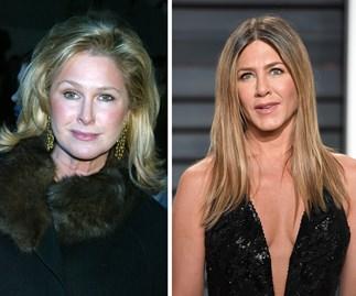 Kathy Hilton, Jennifer Aniston