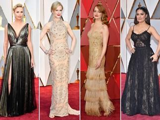 The Oscars 2017 gowns