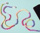 WATCH: How to make crochet covered earphones