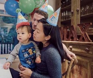 Mark Zuckerberg, Priscilla Chan, Maxima Chan-Zuckerberg