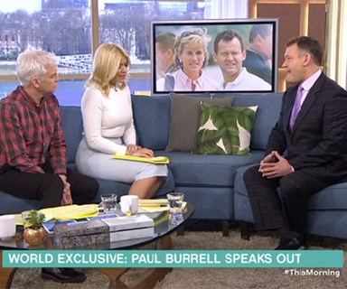 Princess Diana's former butler Paul Burrell angers UK TV host over 30k appearance fee