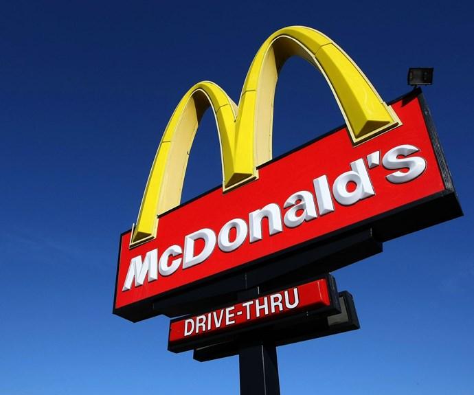 McDonald's, President Donald Trump