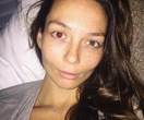 Ricki-Lee Coulter's warning after freak champagne injury