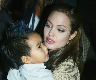 Shock new claims surrounding Angelina Jolie's adoption of Maddox