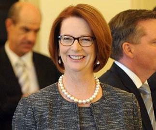 Julia Gillard is now the chair of beyondblue