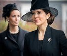 The Danish Royal Family attend Prince Richard's funeral