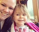 Grieving mum shares photo of daughter's car seat with a heartbreaking message