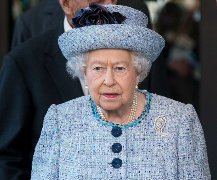 The Queen issues a touching statement following attacks in London