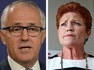 Prime Minister slams Pauline Hanson's anti-Islam video