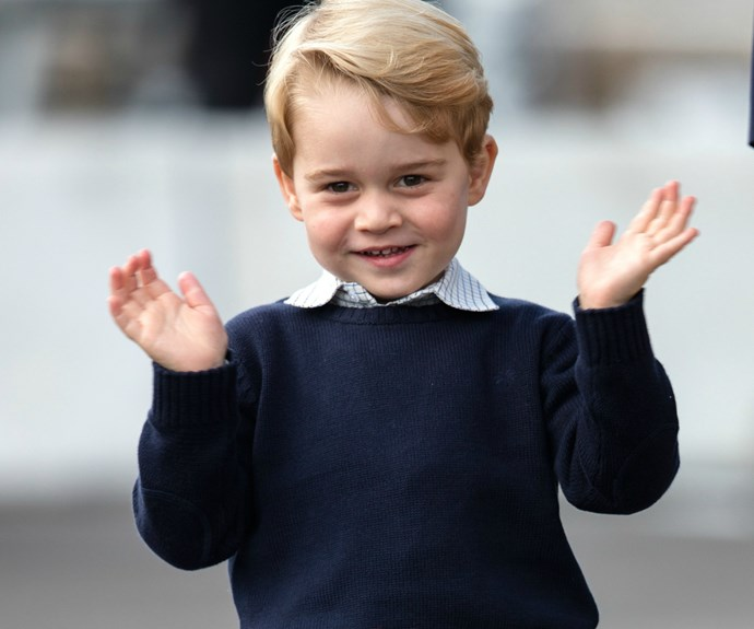 It's official: Prince George will soon attend this $10,000-a-term private school
