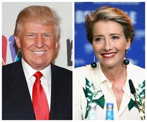 Emma Thompson Donald Trump