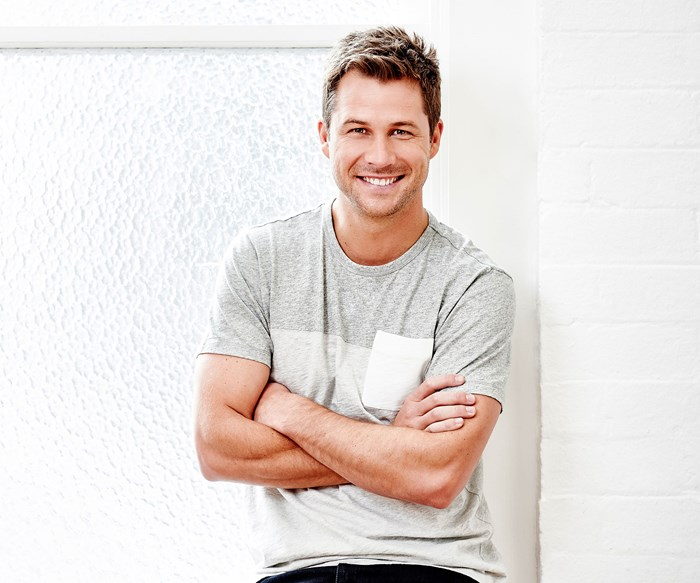 Neighbours star Scott McGregor announces he's going to be a dad!