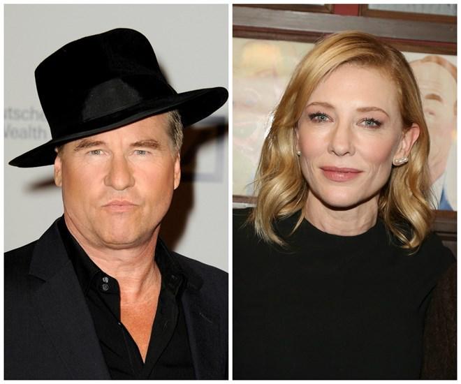 Val Kilmer, Cate Blanchett