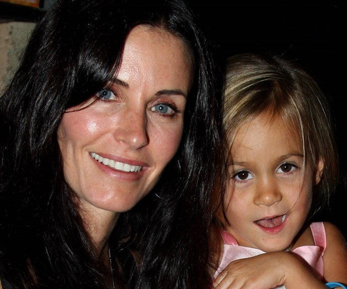 Courteney Cox, Coco Arquette