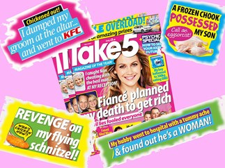 The most legendary Take 5 cover lines of all time