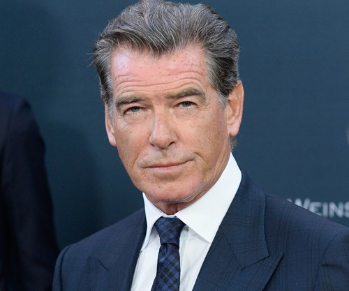 Pierce Brosnan on losing his first wife and daughter