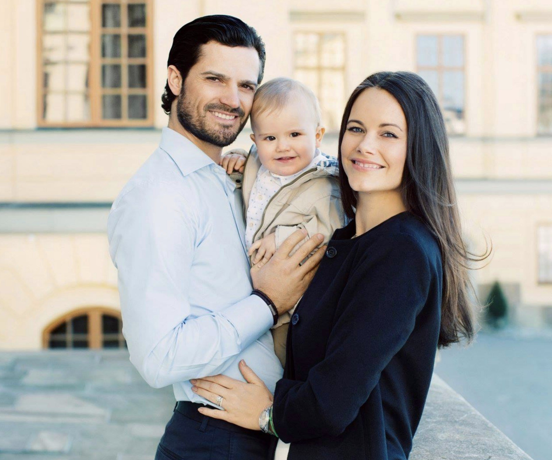 Happy birthday to Prince Alexander of Sweden, who turned one on Wednesday! In honour of the exciting milestone, Sweden's royal palace have released a series of adorable new photos featuring the royal tot and his proud parents, Prince Carl Philip and Princess Sofia. Click through to see them all: