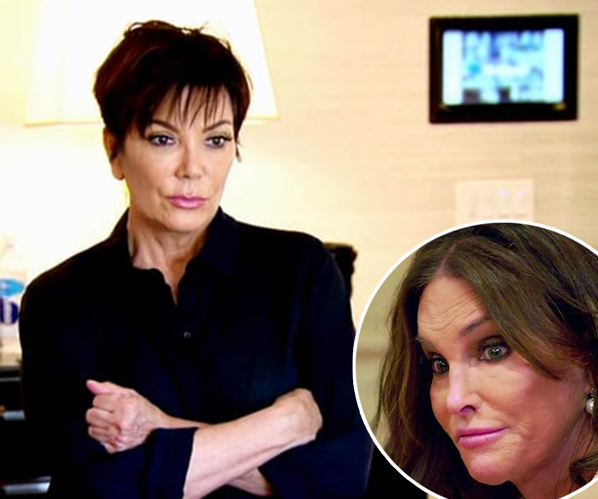 Kris Jenner is 'So Angry' Over Caitlyn's New Memoir
