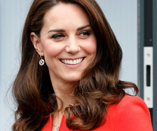 The Duchess of Cambridge opens up about the realities of motherhood