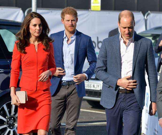 The royal trio are hoping to break down the stigmas which surround mental illness.