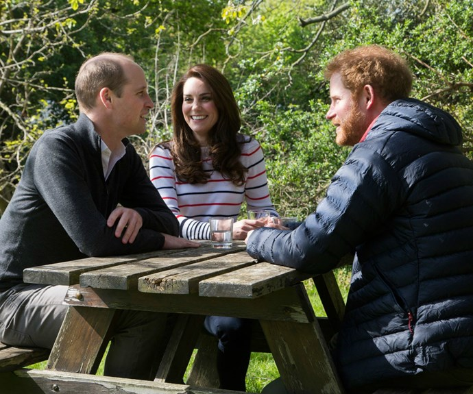 Prince William, Prince Harry, Duchess Kate, Heads Together