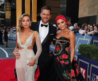 Cast of Neighbours at the TV WEEK Logie Awards 2017