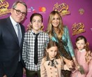 Sarah Jessica Parker and Matthew Broderick make a rare public appearance with their kids