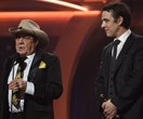 Molly Meldrum apologises for interrupting Samuel Johnson's Gold Logie acceptance speech