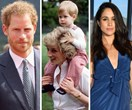You can thank Meghan Markle for Prince Harry's candid confessions regarding his mental health