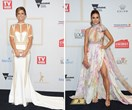 Pastel perfection at the TV WEEK Logie Awards