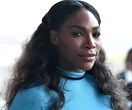 Serena Williams poses nude on the cover of Vanity Fair in her first pregnancy photoshoot