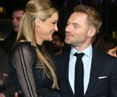 """We're all bursting with love!"" Ronan Keating and wife Storm welcome their first baby"
