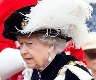 Queen Elizabeth II, Order of the Garter