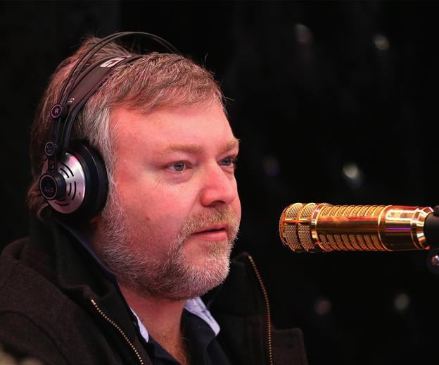 "Kyle Sandilands ""could lose his leg"" after spider bite"