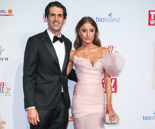 Andy Lee and Rebecca Harding talk marriage