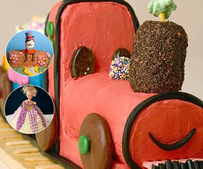 The Australian Women's Weekly Children's Birthday Cake Book