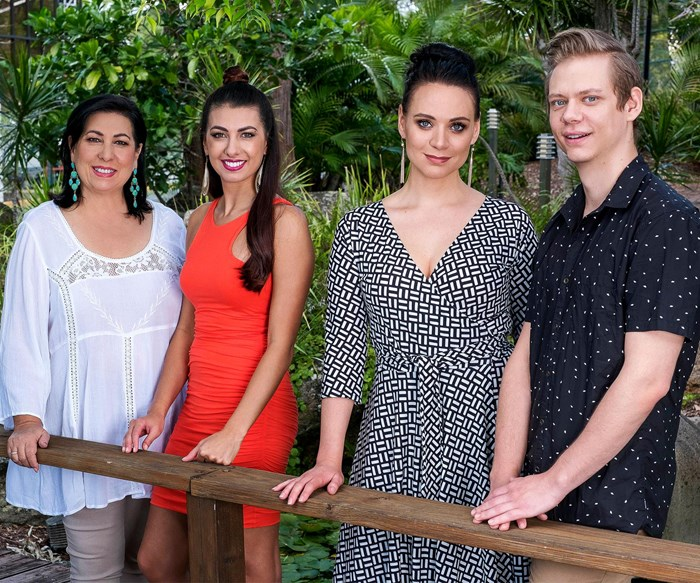 Amy and Tyson win My Kitchen Rules!