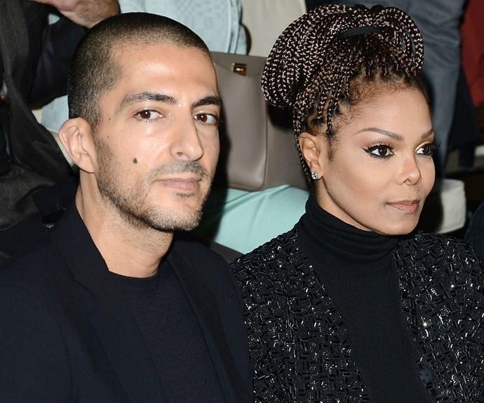Janet Jackson addresses her shock split from husband Wissam Al Mana