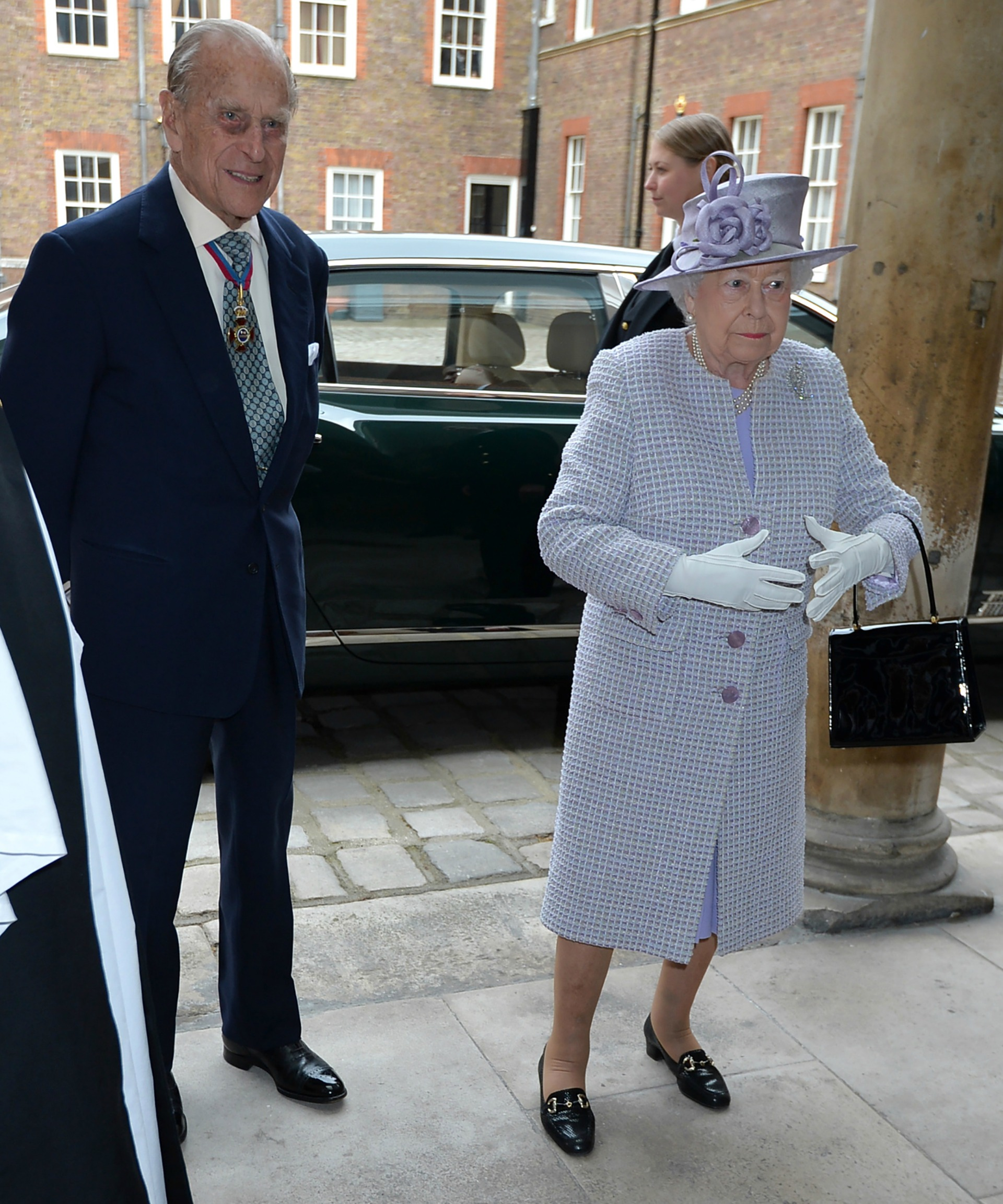The day Prince Philip visited Bolton