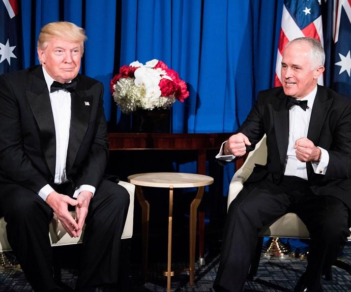 Trump meets Turnbull update: the Nauru refugee deal is on