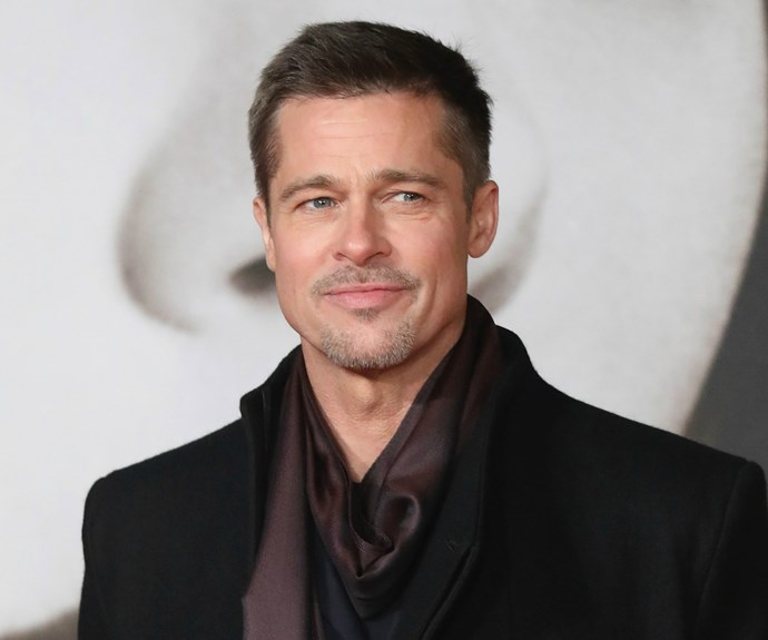 Brad Pitt, Rehab