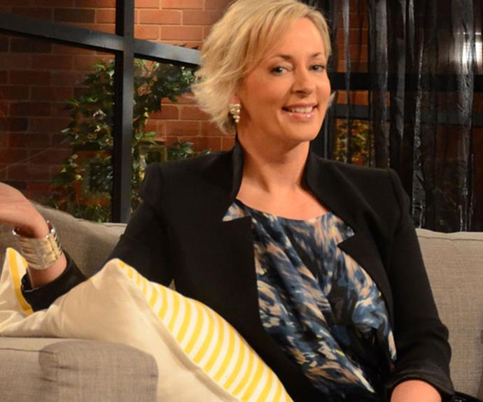 Amanda Keller Shares On Set Secrets From The Living Room Now To Love