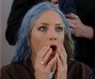 kate hudson blue hair bride wars